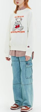 KIRSH Casual Style Street Style Cotton Pants