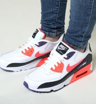 Nike AIR MAX 90 Casual Style Unisex Street Style Logo Low-Top Sneakers