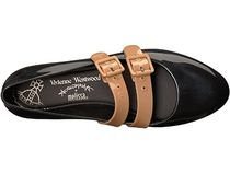 Vivienne Westwood Casual Style Collaboration PVC Clothing Logo Flat Sandals