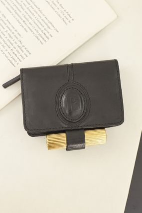 Small Wallet Leather Coin Cases