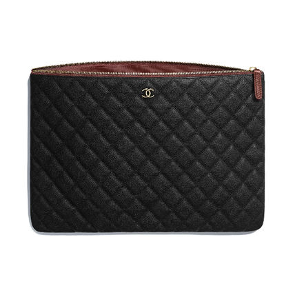 CHANEL TIMELESS CLASSICS Classic Large Pouch
