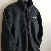 THE NORTH FACE Short Unisex Plain Logo Fleece Jackets Jackets