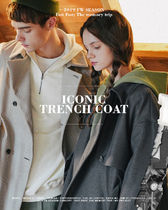 WV PROJECT Trench Coats