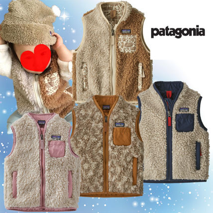 Patagonia Street Style Baby Girl Outerwear