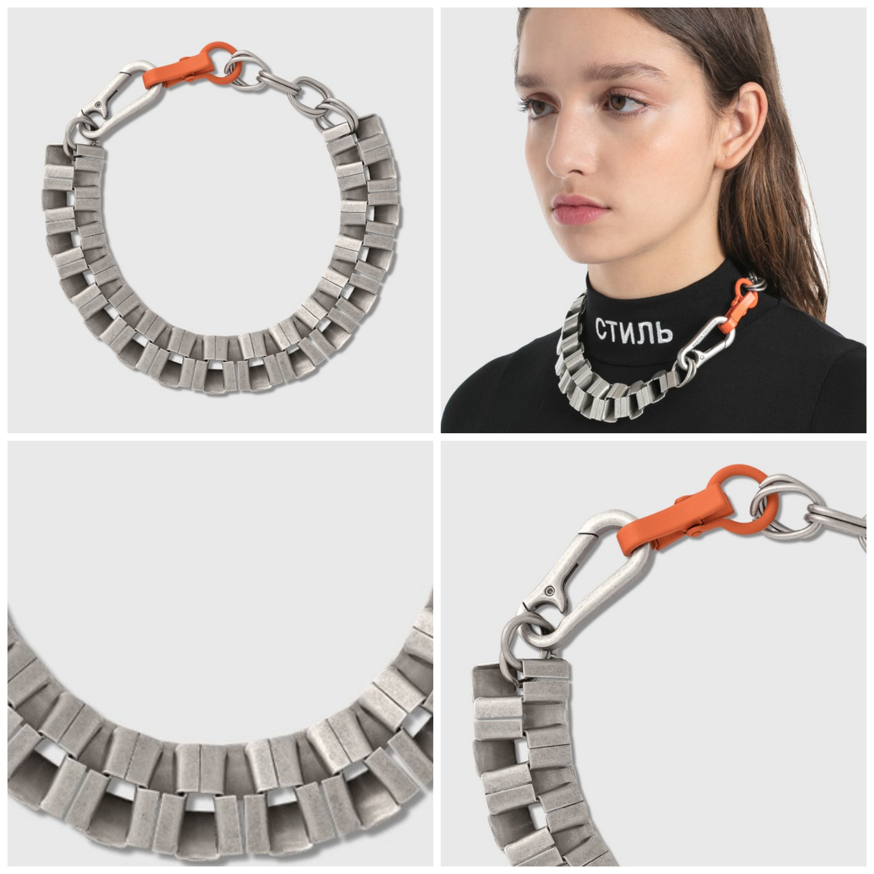 shop heron preston jewelry