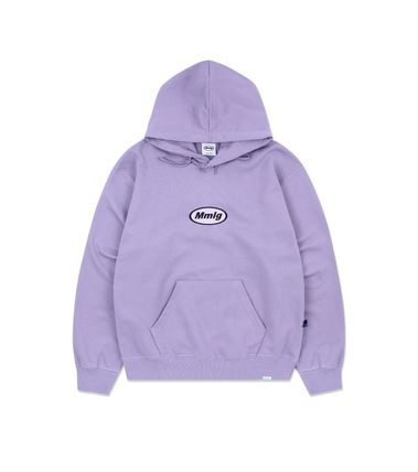 87MM Hoodies Unisex Street Style Long Sleeves Plain Logo Hoodies 9