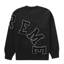 Supreme Sweat Street Style Long Sleeves Sweatshirts
