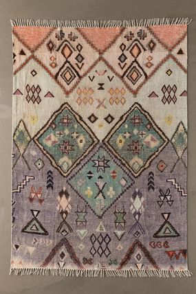 Morroccan Style Bath Mats & Rugs Kitchen Rugs