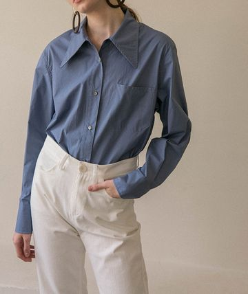 Street Style Shirts & Blouses