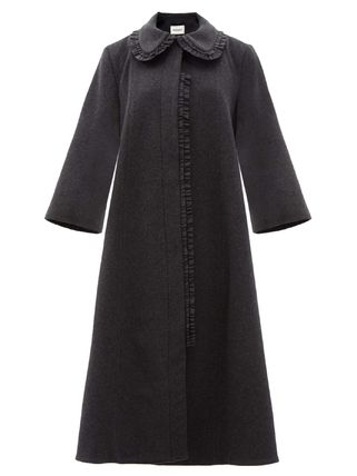 Casual Style Plain Party Style Office Style Coats