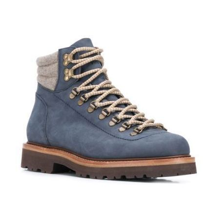 Mountain Boots Plain Outdoor Boots