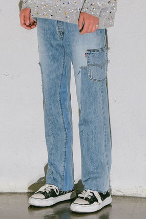 MISTER CHILD More Jeans Unisex Denim Collaboration Jeans 2