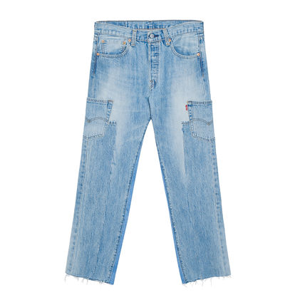 MISTER CHILD More Jeans Unisex Denim Collaboration Jeans 3