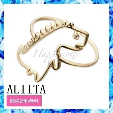 Casual Style Blended Fabrics Animal Party Style Pinkie Ring