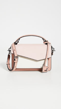 Street Style 2WAY Leather Party Style Shoulder Bags