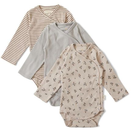 Unisex Organic Cotton Co-ord Baby Girl Dresses & Rompers