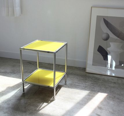 Clear Furniture Night Stands Table & Chair