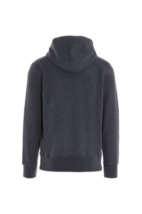 MONCLER Hoodies Unisex Street Style Collaboration Long Sleeves Plain Cotton 6