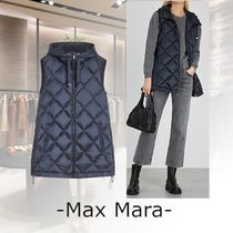 S Max Mara The cube Plain Vest Jackets