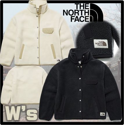 THE NORTH FACE Casual Style Street Style Fleece Jackets Jackets
