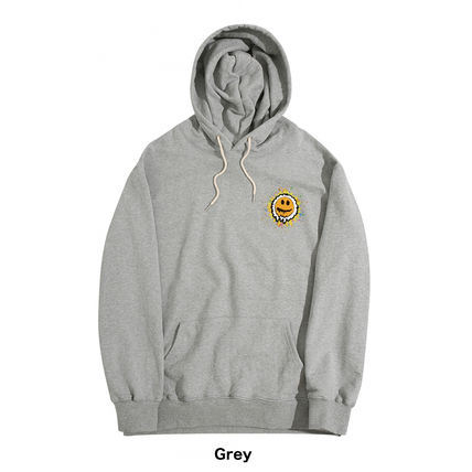 Unisex Plain Hoodies