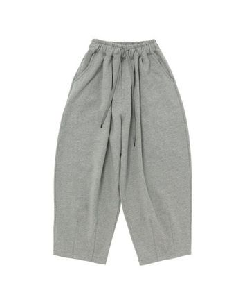 JUNKOOK'S [A NOTHING] HEAVY-TERRY BALLOON SWEAT PANTS