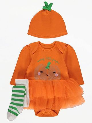 George Co-ord Baby Girl Costume