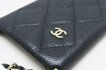 CHANEL CHAIN WALLET Case For Iphone Xi Pro With Chain