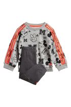 adidas Unisex Street Style Collaboration Co-ord Baby Girl Tops
