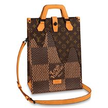 Louis Vuitton Monogram Unisex Collaboration 2WAY Leather