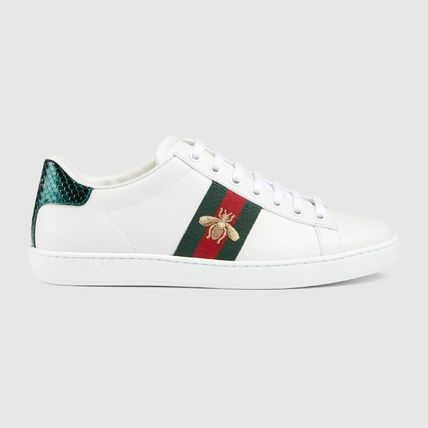 GUCCI Ace Women's Ace Embroidered Sneaker