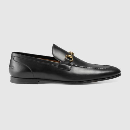 GUCCI Jordaan Gucci Jordaan Leather Loafer