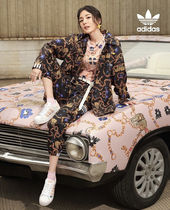 adidas Skateboarding Printed Pants Casual Style Unisex Street Style Collaboration