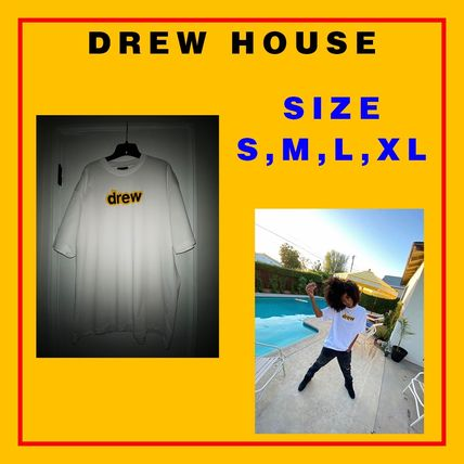 drew house More T-Shirts Street Style Short Sleeves T-Shirts