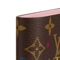 Louis Vuitton MONOGRAM 2020-21 AW MONOGRAM PASSPORT COVER rose morewallets&cardcase