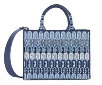 FURLA Casual Style A4 Leather Office Style Logo Totes