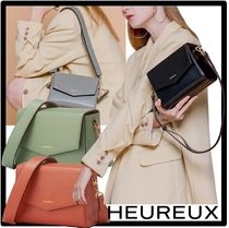 HEUREUX BY STELLA Casual Style Street Style Shoulder Bags