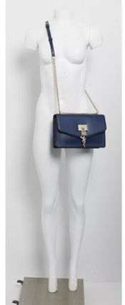 Casual Style Chain Plain Leather Office Style Elegant Style
