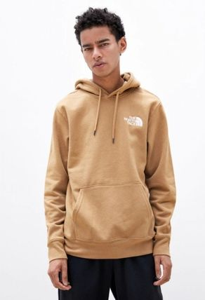 THE NORTH FACE Hoodies Unisex Long Sleeves Oversized Logo Outdoor Hoodies 4