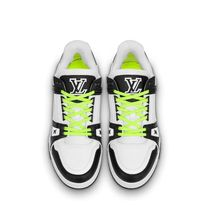 Louis Vuitton Logo Sneakers