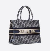 Christian Dior BOOK TOTE Monogram 2WAY Totes