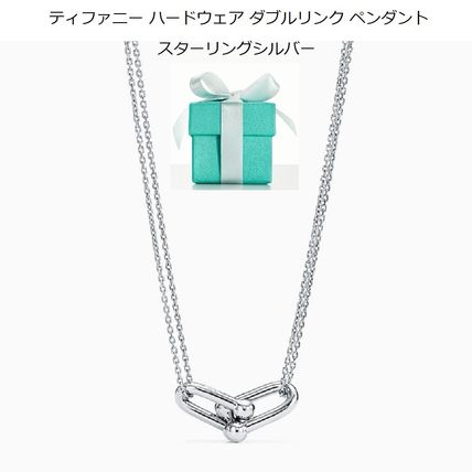 Tiffany & Co Tiffany HardWear Casual Style Chain Silver Fine