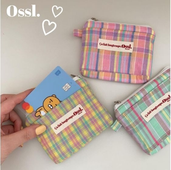 shop ossl wallets & card holders