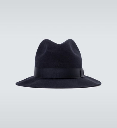 Felt Hats Wide-brimmed Hats