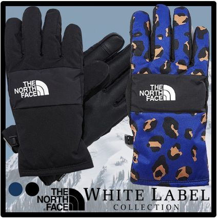 THE NORTH FACE WHITE LABEL Unisex Street Style Gloves Gloves