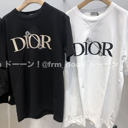 Christian Dior Crew Neck Oversized Dior And Judy Blame T-Shirt