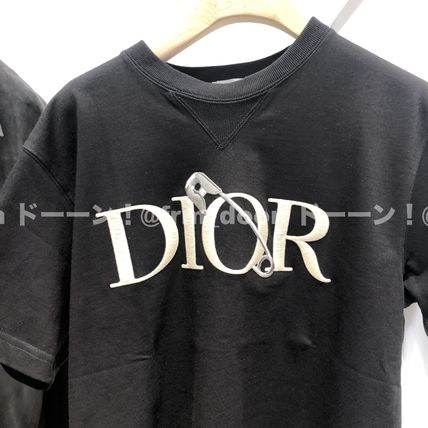 Christian Dior Crew Neck Oversized Dior And Judy Blame T-Shirt 2
