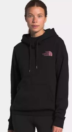 THE NORTH FACE Hoodies Unisex Street Style Plain Logo Outdoor Hoodies 19