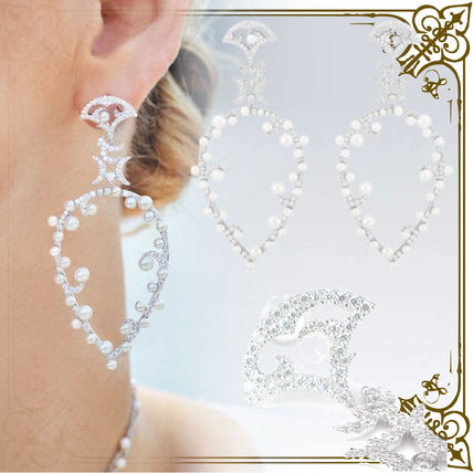 Costume Jewelry Casual Style Handmade Party Style Silver