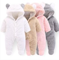 PatPat Unisex Front Button Baby Girl Outerwear